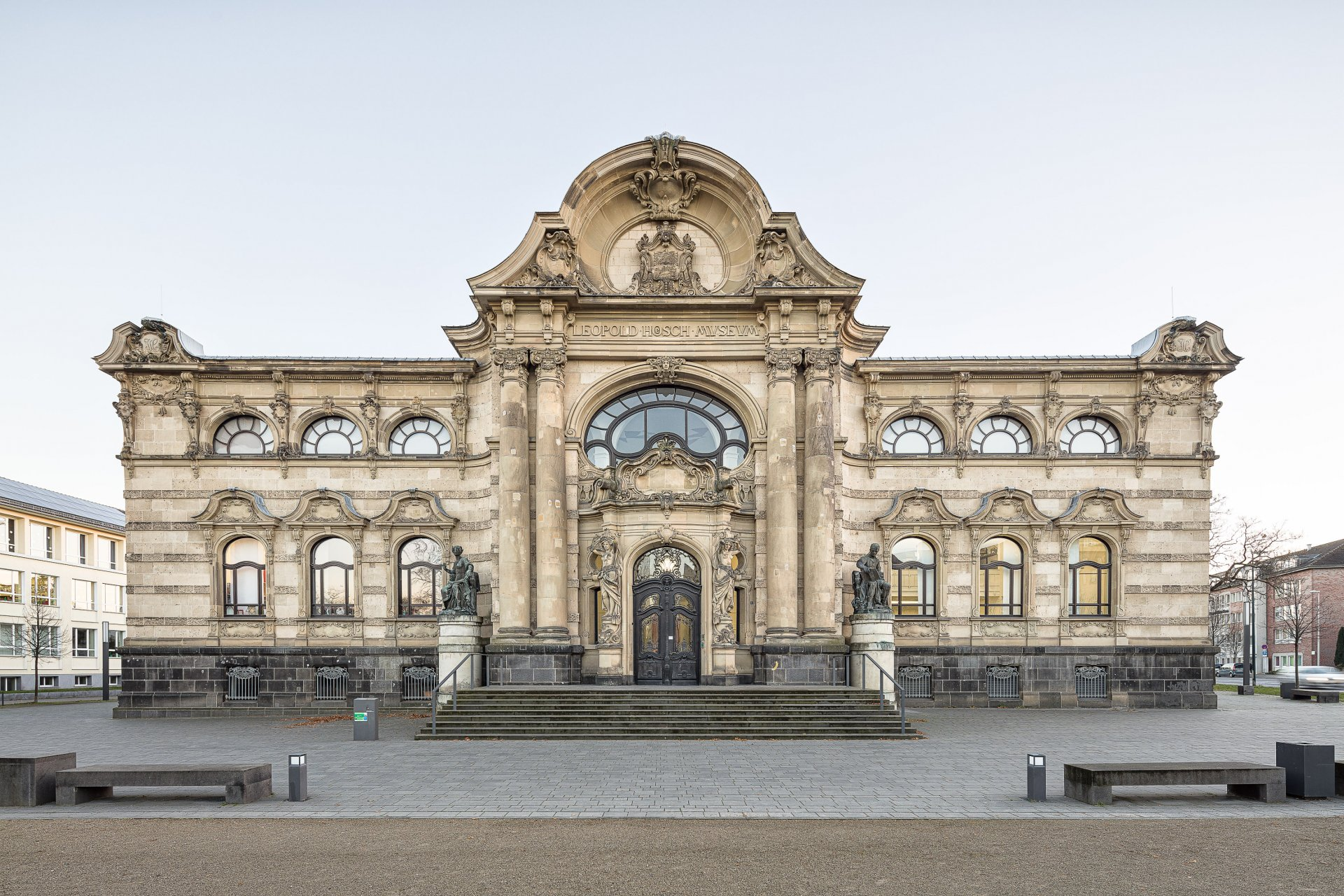Very Contemporary — Leopold-Hoesch-Museum